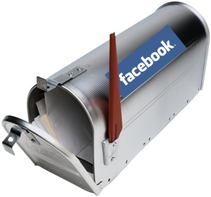 From letters to email to a social network, joining Facebook - for me - was about maintaining contact!