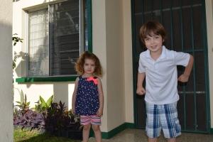 The kids last day of Preschool